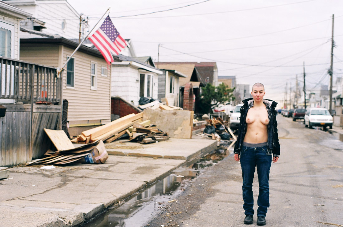 A Raw Muse | Broad Channel | Exposing Sandy photograph by alan